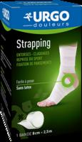 Urgo Strapping 8cm X 2,5m à LA COTE-SAINT-ANDRÉ