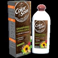 COLOR&SOIN Shampooing cheveux colorés foncés Fl/250ml à LA COTE-SAINT-ANDRÉ