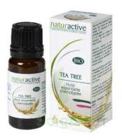 Naturactive Tea Tree Huile Essentielle Bio (10ml) à LA COTE-SAINT-ANDRÉ