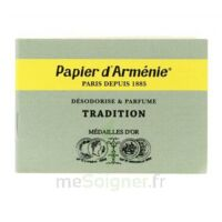 Papier D'arménie Traditionnel Feuille Triple à LA COTE-SAINT-ANDRÉ