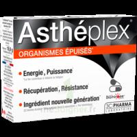 ASTHEPLEX Gélules organismes épuisés B/30 à LA COTE-SAINT-ANDRÉ