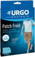 Urgo Patch Froid 6 Patchs à LA COTE-SAINT-ANDRÉ