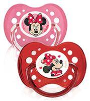 Dodie Disney sucettes silicone +18 mois Minnie Duo à LA COTE-SAINT-ANDRÉ