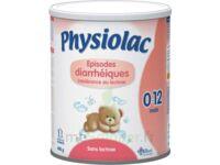 PHYSIOLAC EPISODES DIARRHEIQUES, bt 400 g à LA COTE-SAINT-ANDRÉ