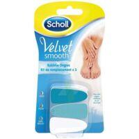 Scholl Velvet Smooth Ongles Sublimes kit de remplacement à LA COTE-SAINT-ANDRÉ
