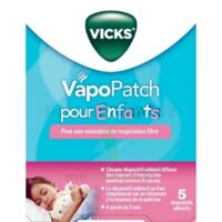 VICKS VAPOPATCH ENFANTS à LA COTE-SAINT-ANDRÉ