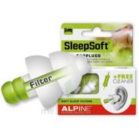 Bouchons d'oreille SleepSoft ALPINE à LA COTE-SAINT-ANDRÉ