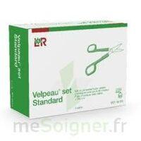 Velpeau Set Standard set de pansement pour plaies chroniques avec paire de ciseaux à LA COTE-SAINT-ANDRÉ
