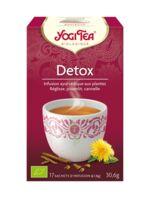 Yogi Tea Detox à LA COTE-SAINT-ANDRÉ