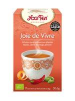 Yogi Tea Joie de Vivre à LA COTE-SAINT-ANDRÉ