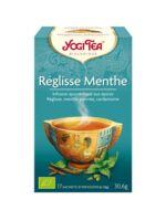 Yogi Tea Réglisse Menthe à LA COTE-SAINT-ANDRÉ
