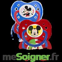 Dodie Disney Sucette anatomique silicone +6mois Mickey Lot/2 à LA COTE-SAINT-ANDRÉ