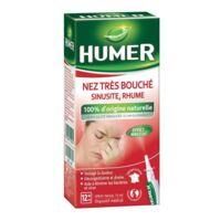 HUMER Nez très bouché, sinusite, rhume à LA COTE-SAINT-ANDRÉ