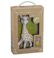 Sophie la girafe So'pure  à LA COTE-SAINT-ANDRÉ