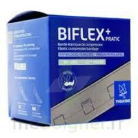 Biflex 16 Pratic Bande Contention Légère Chair 10cmx4m à LA COTE-SAINT-ANDRÉ