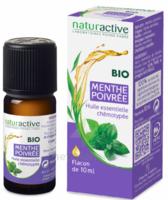 Naturactive Huile essentielle bio Menthe poivrée Fl/10ml à LA COTE-SAINT-ANDRÉ