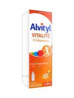 Alvityl Vitalité Solution buvable Multivitaminée 150ml à LA COTE-SAINT-ANDRÉ