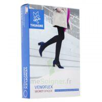VENOFLEX SECRET 2 Chaussette opaque noir T2N à LA COTE-SAINT-ANDRÉ
