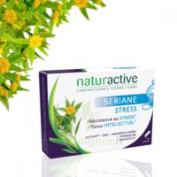 Naturactive Seriane Stress 30gélules à LA COTE-SAINT-ANDRÉ