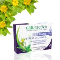 Naturactive Seriane Stress Et Sommeil 30gélules à LA COTE-SAINT-ANDRÉ