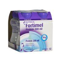 Fortimel Protein Sensation Nutriment Neutre 4 Bouteilles/125ml à LA COTE-SAINT-ANDRÉ