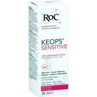 Keops Déodorant soin peau fragile Bille/30ml à LA COTE-SAINT-ANDRÉ