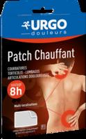 Patch Chauffant Decontractant Urgo X 2 à LA COTE-SAINT-ANDRÉ