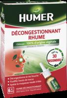 Humer Décongestionnant Rhume Spray Nasal 20ml à LA COTE-SAINT-ANDRÉ