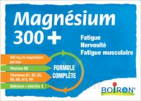Boiron Magnésium 300+ Comprimés B/80 à LA COTE-SAINT-ANDRÉ