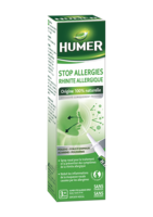 Humer Stop Allergies Spray Nasal Rhinite Allergique 20ml à LA COTE-SAINT-ANDRÉ