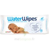 Waterwipes Lingette Nettoyante Bébé B/60 à LA COTE-SAINT-ANDRÉ