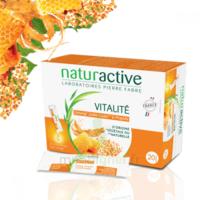 Naturactive Phytothérapie Fluides Solution Buvable Vitalité 2b/20 Sticks/10ml à LA COTE-SAINT-ANDRÉ