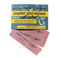 PAPIER D'ARMENIE FEUILLE à LA COTE-SAINT-ANDRÉ