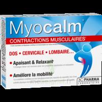 MYOCALM Comprimés contractions musculaires B/30 à LA COTE-SAINT-ANDRÉ