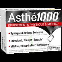 Asthe 1000 Poudre à Diluer épuisements Physique & Mental 10 Sachets à LA COTE-SAINT-ANDRÉ